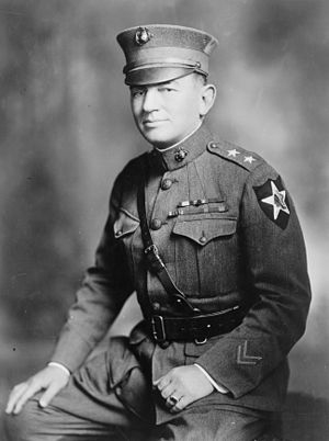 John A. Lejeune - Major General John A. Lejeune, U.S. Marine Corps, 13th Commandant of the Marine Corps (1920–1929)