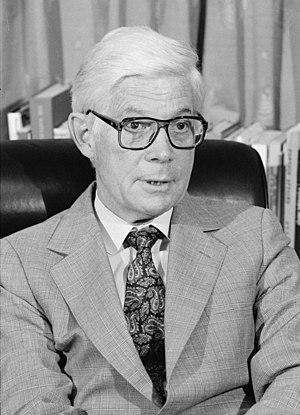 John B. Anderson - Anderson in 1980