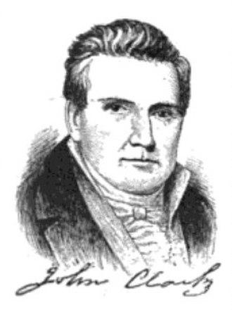 John Clark (Georgia governor) - Image: John Clark