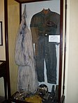 John McCain's Flight Suit and gear on display at the Hanoi Hilton - December 2006.JPG