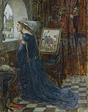 John william waterhouse fair rosamund.jpg