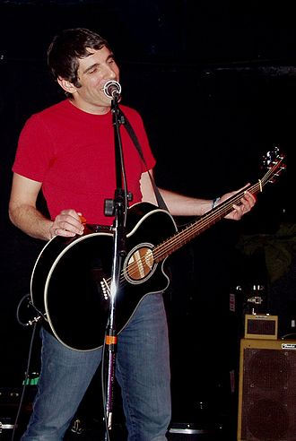 Where'd You Go (Fort Minor song) - Image: Jonah Matranga early 2006