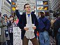 Jonathan Lethem Occupy Wall Street 2011 Shankbone 2.JPG