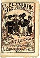 José Guadalupe Posada, El pequeño adivinadorcito, chapbook cover, ca. 1900.jpg