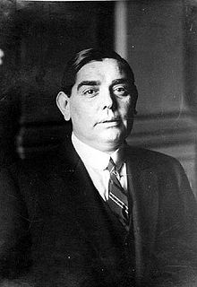 Argentine physician, conservative politician