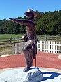Joseph E. Johnston monument Bentonville.jpg