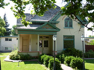 Joseph H. Frisby House - Front