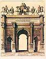 Joseph Maie Suares Arc de Septime Sévère Typus Barberinis, 1676..jpg