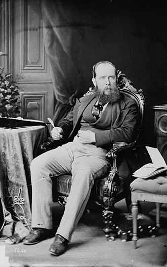 Lieutenant Governor of British Columbia - First Lieutenant governor of the Province of British Columbia, Sir Joseph William Trutch KCMG, 1871-1876
