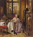 Josephus Laurentius Dyckmans - Fast asleep.jpg