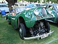 Jowett Jupiter with open bonnet.JPG