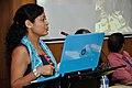 Joyee Roy Ghosh - Group Presentation - VMPME Workshop - Science City - Kolkata 2015-07-17 9447.JPG