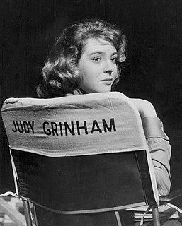 Judy Grinham British swimmer, Olympic gold medallist, former world record-holder