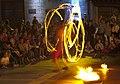 Juegos de luz en la plaza de España, Calatayud, España, 2012-09-01, DD 02.JPG
