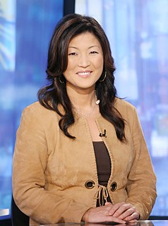American television journalist and news anchor