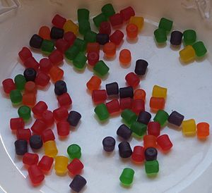 Jujube (confectionery) - American jujubes