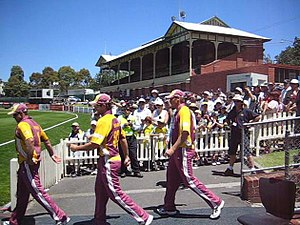 Junction Oval