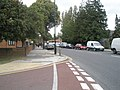Junction of Park Avenue and Avenue Road - geograph.org.uk - 1528716.jpg