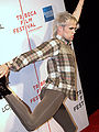 Justin Tranter 2009 Serious Moonlight premiere.jpg
