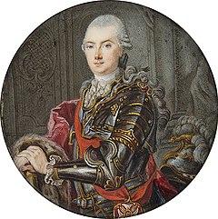 Portret józefa Sapiehy