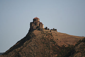 Jvari monastery, outside Mtsketa.jpg