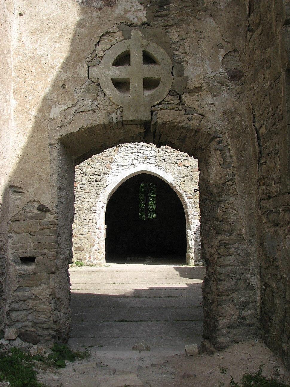 Käina Martin's Church ruins 02