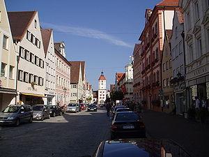 Dillingen an der Donau - King's Street