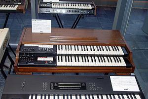Korg - Image: KORG Prototype No.1 (1970)