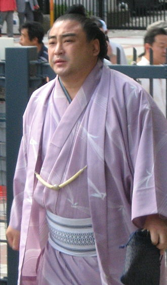 2011 in sumo - Ex-Kaiho was found guilty of match-fixing but refused to resign