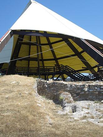Tenta, Cyprus - Image: Kalavasos Tenta 012