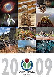 Kalendarz Wikimedia 2009 (cover).jpg