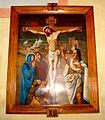 Kamienna Góra, kościół pw. śś. Piotra i Pawła, XII stacja drogi krzyżowej DSC07345.JPG