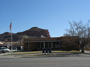 Kanab, Utah - Kanab Post Office