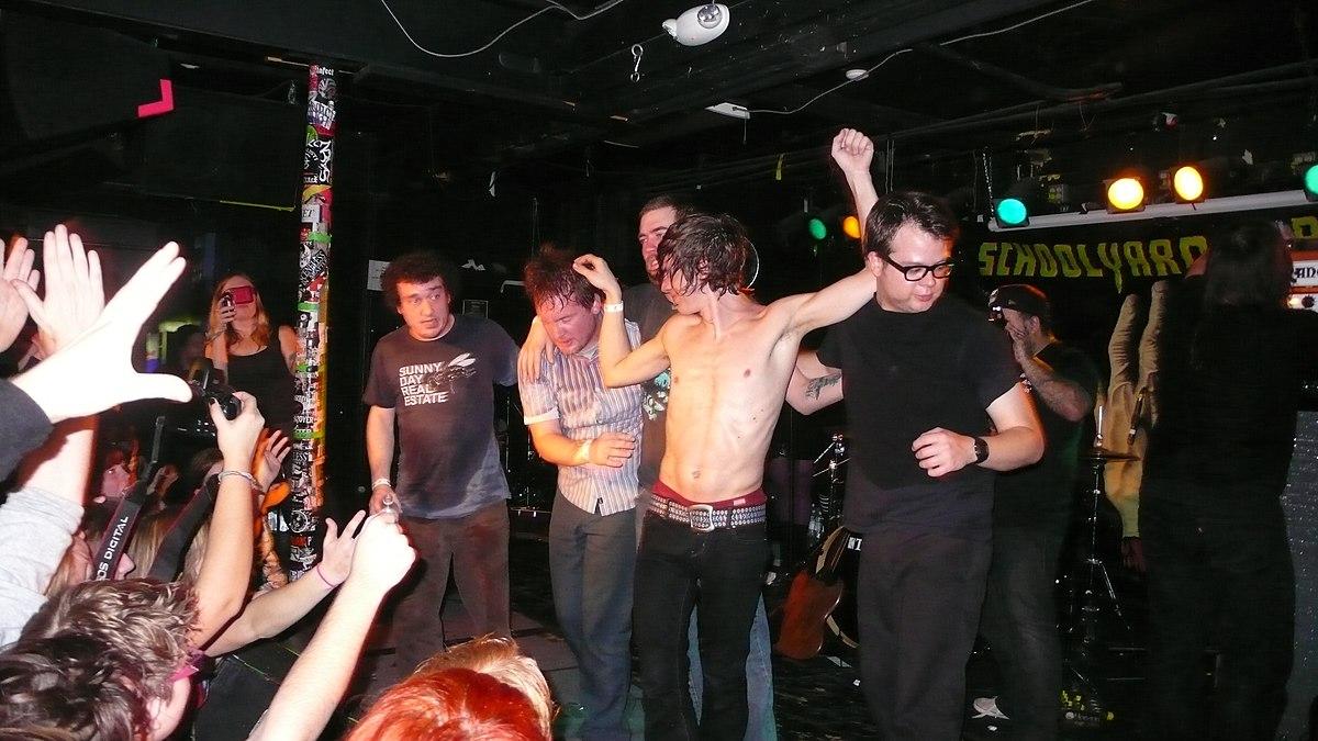 best post hardcore band