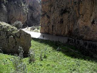 Kapıkaya Canyon