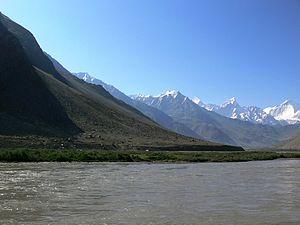 Suru River (Indus) - Suru River