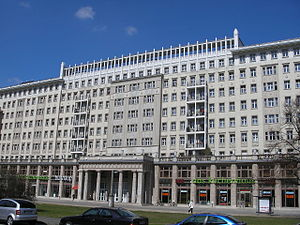 East Berlin - Image: Karl Marx Allee Block C Nord Berlin April 2006 060