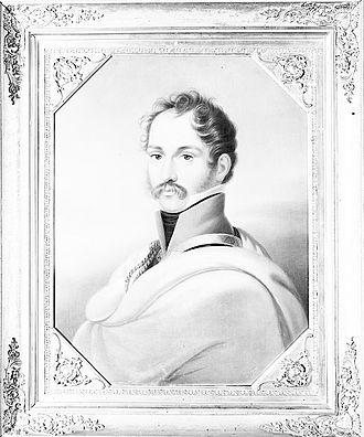 Charles Thomas, Prince of Löwenstein-Wertheim-Rosenberg - Image: Karl Thomas, 5. Fürst zu Löwenstein Wertheim Rochefort