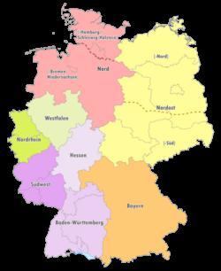 ligen in deutschland