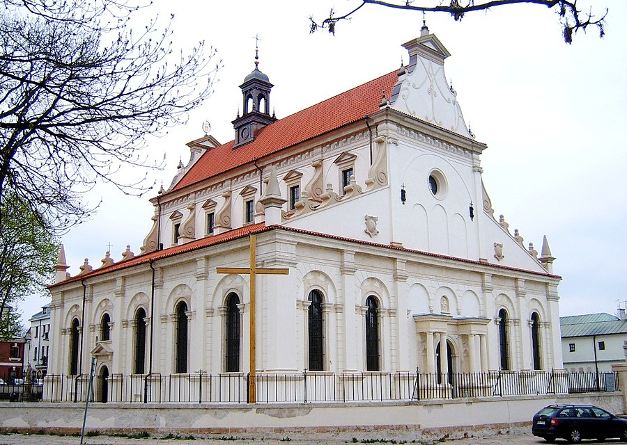 Cathedral of the Resurrection and St. Thomas the Apostle, Zamość