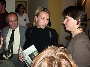 Kateřina Jacques - Kateřina Jaques in Klánovice, 2006