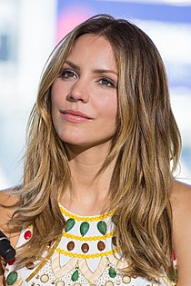 Katharine McPhee at Camp Conival 2016.jpg