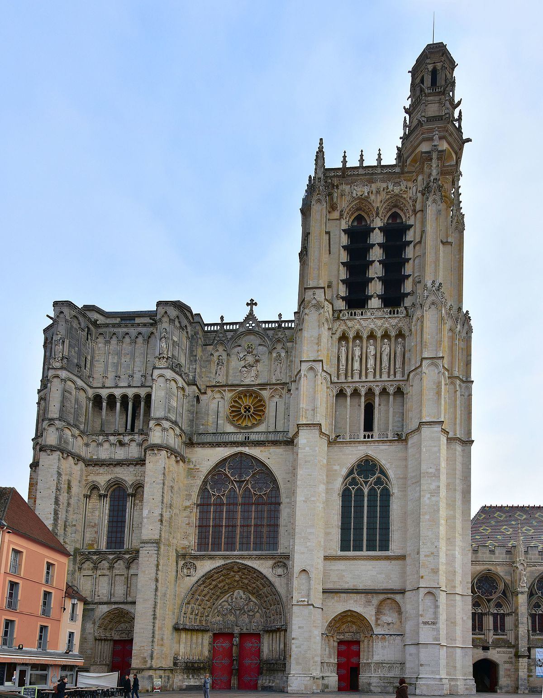 Kathedraal van sens wikipedia - Comptoir des cotonniers st etienne ...