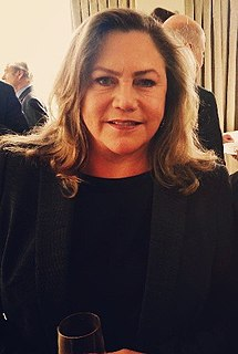 Kathleen Turner American actress