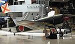 Kawanishi N1K2-J Shiden Kai, Naval Aviation Museum.jpg