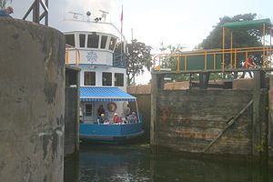 Kawartha Voyager, Glen Ross Lock 7.jpg