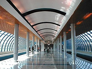 Ametyevo (Kazan Metro) Kazan Metro Station