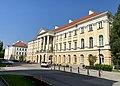 Kazimierzowski Palace, University of Warsaw, Poland 12.jpg