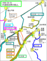 Keisei bus line around ichikawaoono 11.png