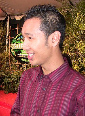 Ken Hoang - Ken Hoang at the Survivor Finale showing, at CBS Studios, Los Angeles, California